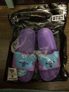 BT21 OFFICIAL KOYA SLIPPER