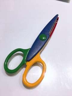 straight cutter scissors