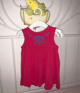 🚚 New Baby Poney Dress ( 6 to 12 month )