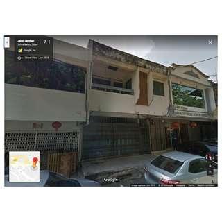 Johor Shoplot for Rent, Taman Tasek