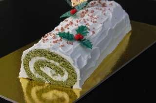 Japanese Forest Roll Cake