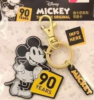 🚚 迪士尼造型悠遊卡-米奇90周年