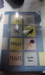 All the Brights Places Novel