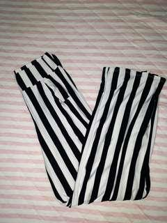 Flowy Stripe Pants