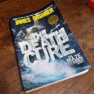 The Death Cure - The Maze Runner
