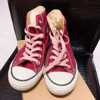 4ade076a881f80 BN AUTHENTIC Converse All Star Low Leather  Spring Blossom  Vapour ...