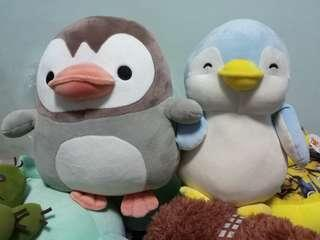 New Penguin Dolphins Miniso Stuffed Toy
