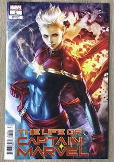 The Life of Captain Marvel (Complete) - Marvel Comics