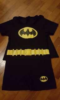 Batman Swimming Costume