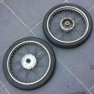Kriss Alloy Rim