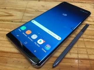 Samsung Galaxy Note 8 64GB 6GB Ram Orchid Gray 4G LTE