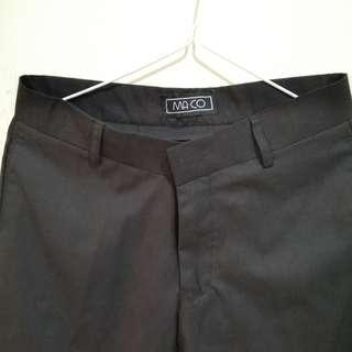 Maco slim fit slacks