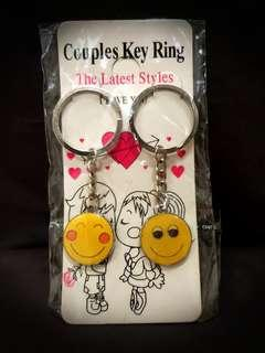 BN Couples Key Ring