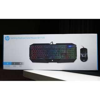 HP Gaming GK1100 | Entry-level Gaming Keyboard Mouse Combo