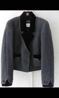 Chanel cashmere jacket