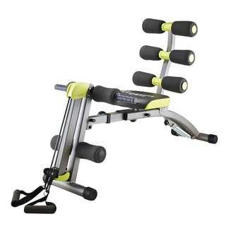 Wonder Core 2 多功能 sit up 健身機 划船 gym 減肥 瘦身 增肌