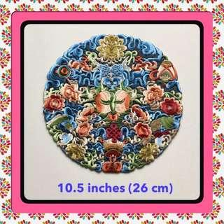 Embroidered Table Mat