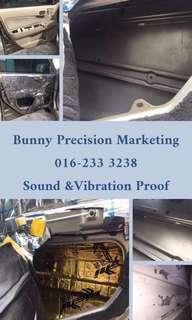 Sound Dampening Mat