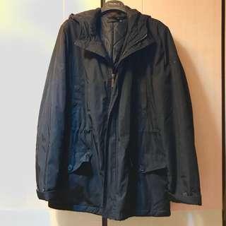 Men's jacket 男裝夾棉外套