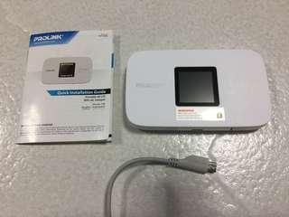New Prolink Travel Router Up to 300 Mbps Share Up to 32 Users, Under warranty, Compact & Light Weight