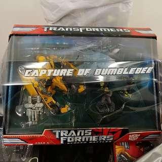 全新100% new Hasbro 孩之寳 Transformers BumbleBee