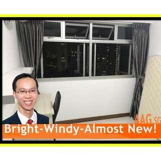 Brand New HDB Common Room for Rent in CCK! <<810A CCK Ave 7>>