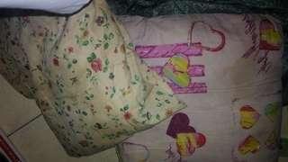 "12.5"" square Pillow combo"