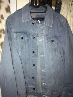 jaket denim s