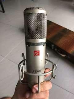 Se2200A Condenser Microphone