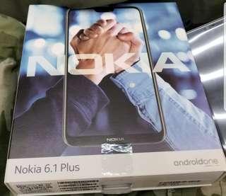 NOKIA X6 64G港貨自用99新