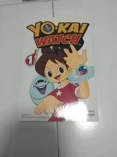 Yo Kai watch comic