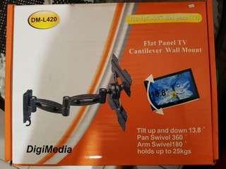 DIGIMEDIA BRAKET LED/LCD FLAT PANEL TV