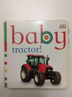 Baby tractor! DK