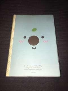 Cute DIY Japanese Planner (Undated)