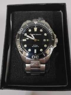 Original PAGANI DESIGN automatic luxury men watch Diver style bracelet