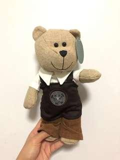 Starbucks Bearista LIMITED EDITION