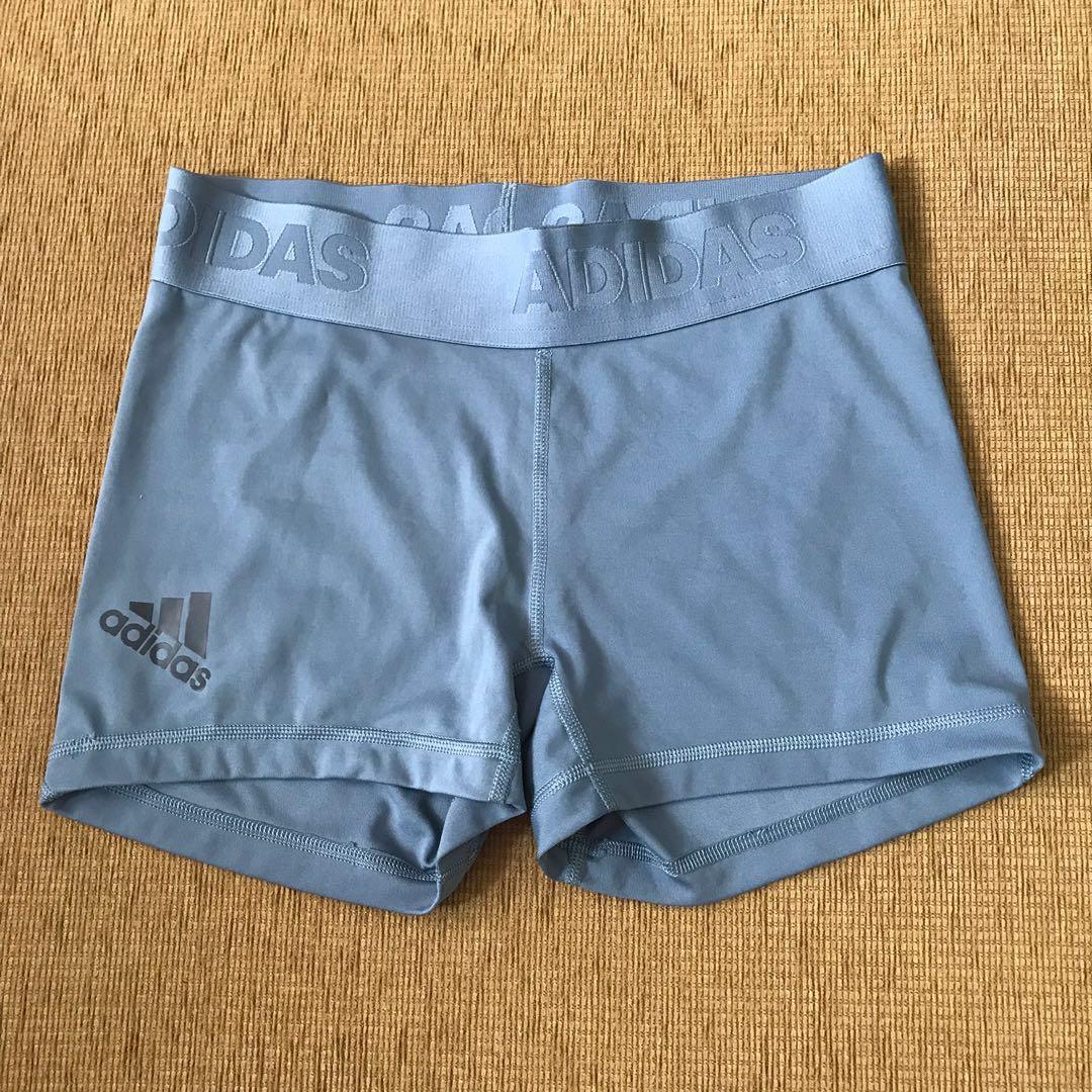 "9e6508e804f79 🌻 BN Adidas Alphaskin Rawgre Sport Short 3"" Tights, Sports, Sports ..."