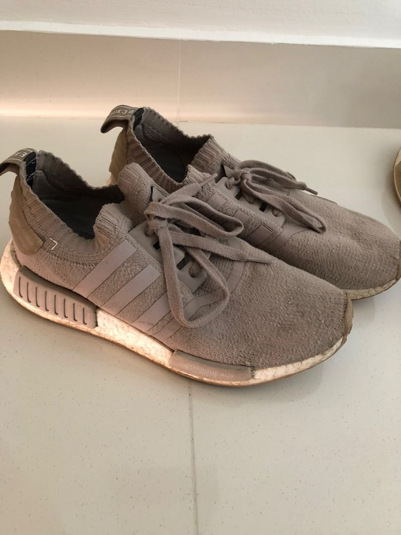 save off c9df6 28597 Adidas NMD French Beige UK40 2/3