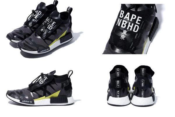 4c4b6a8be4744 adidas Originals by BAPE® and NEIGHBORHOOD®