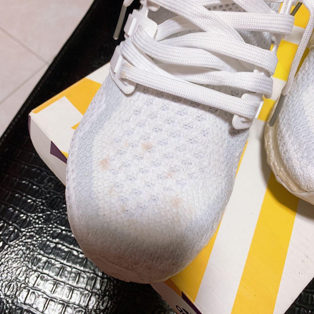 3b77653960b Adidas Ultra Boost Triple White 2.0