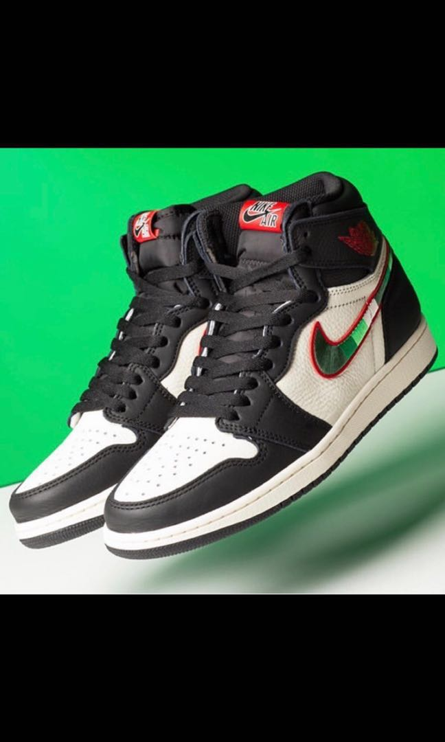 0cda02b55246 Air Jordan 1 Retro High OG Sports Illustrated (A star is Born ...