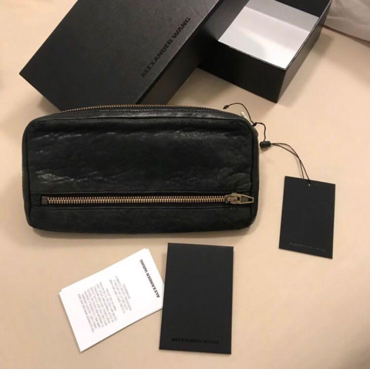 Authentic Alexander Wang Fumo Continental Wallet Price is firm