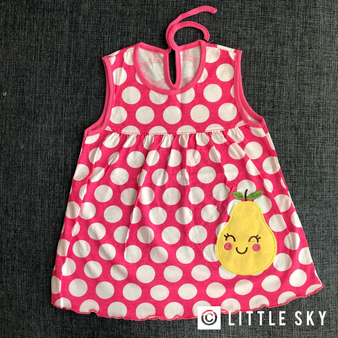 c6f5228ac3ac Baby Girl Dress (size  12-18months) PEAR