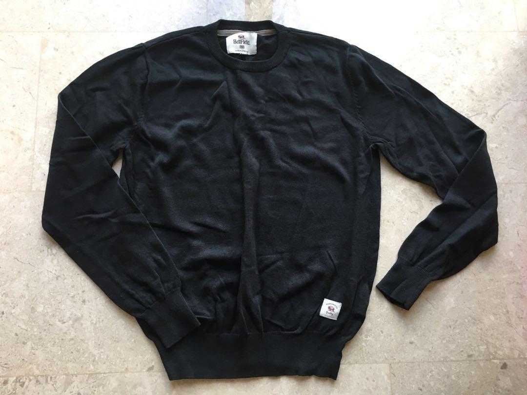 BellField Black Sweater