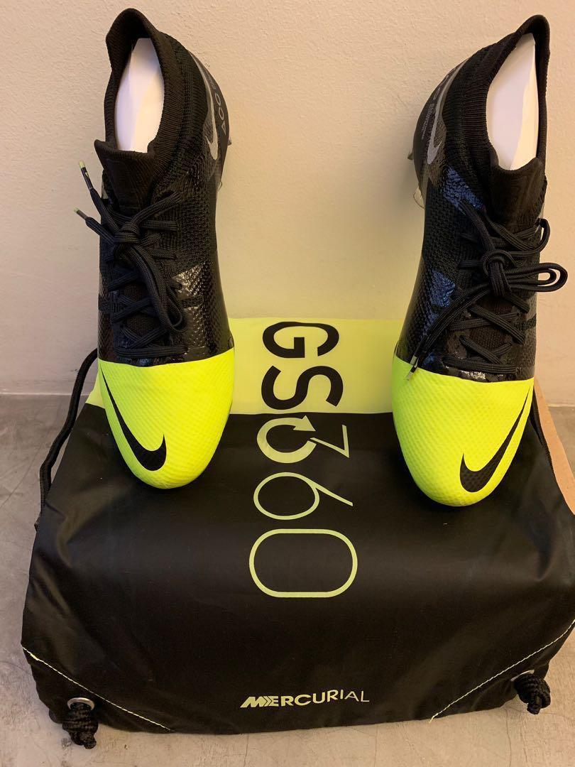 hot products 100% quality exclusive range BNIB] Nike Mercurial GS360 FG Soccer Boots, Sports, Sports ...