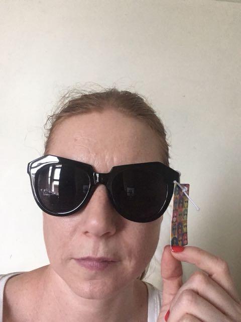 BNWT Unity square shaped sunglasses