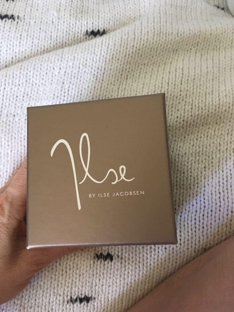 Brand new Ilse Jacobsen Calming Rose candle