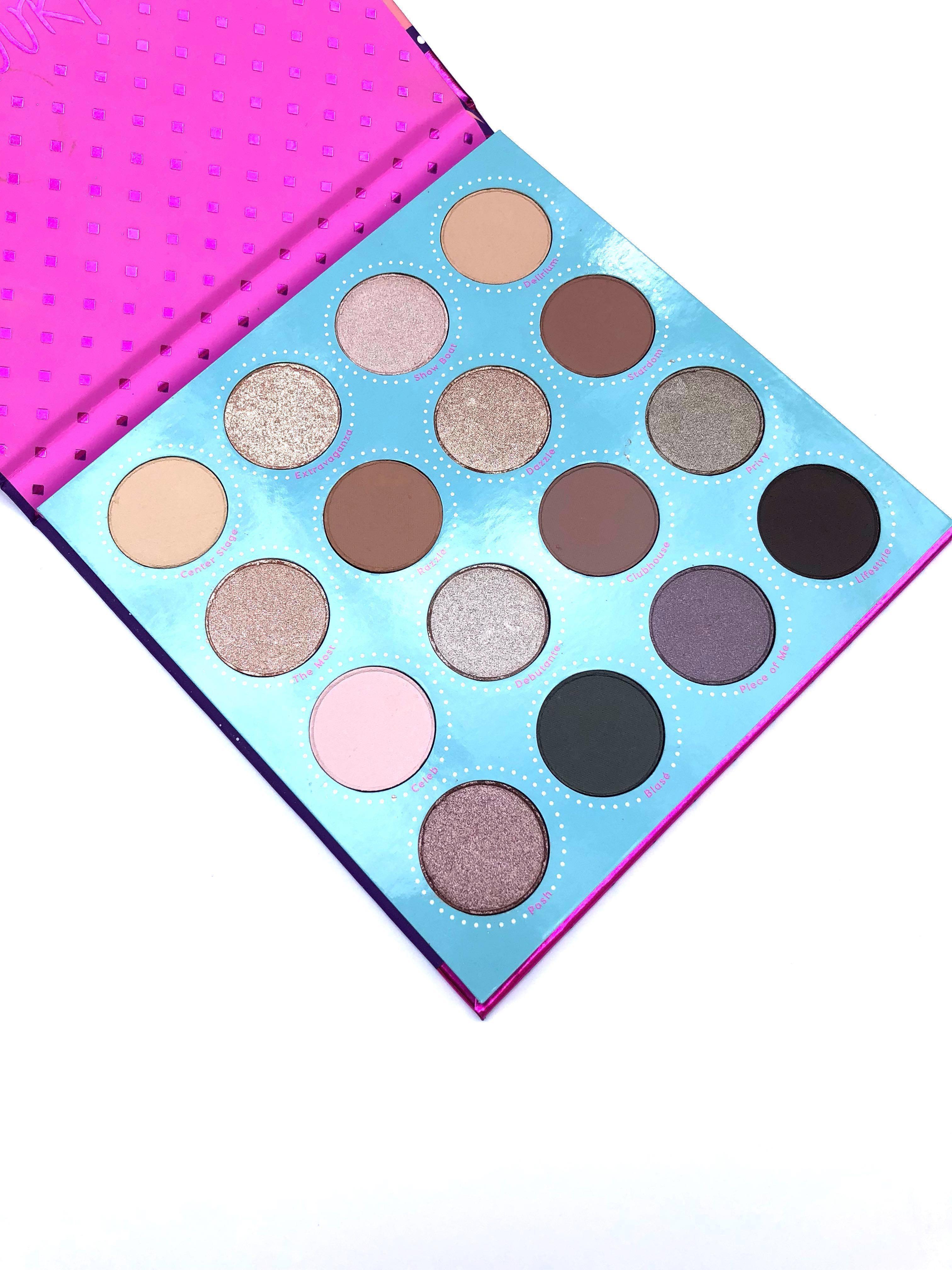 ColourPop FAME Shadow Palette ❤️AUTHENTIC❤️