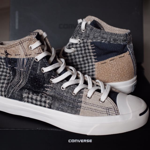 630a839a3154 Converse Jack Purcell First String Boros