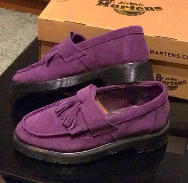 b9fd4385e595b9 Dr. Martens Tassel Loafers, Women s Fashion, Shoes, Others on Carousell